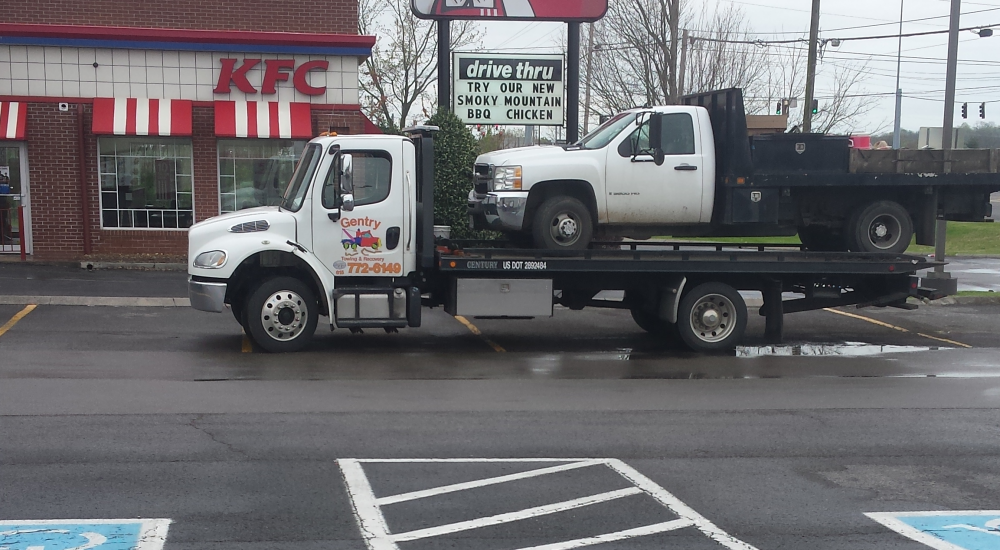 Gentry Towing & Recovery